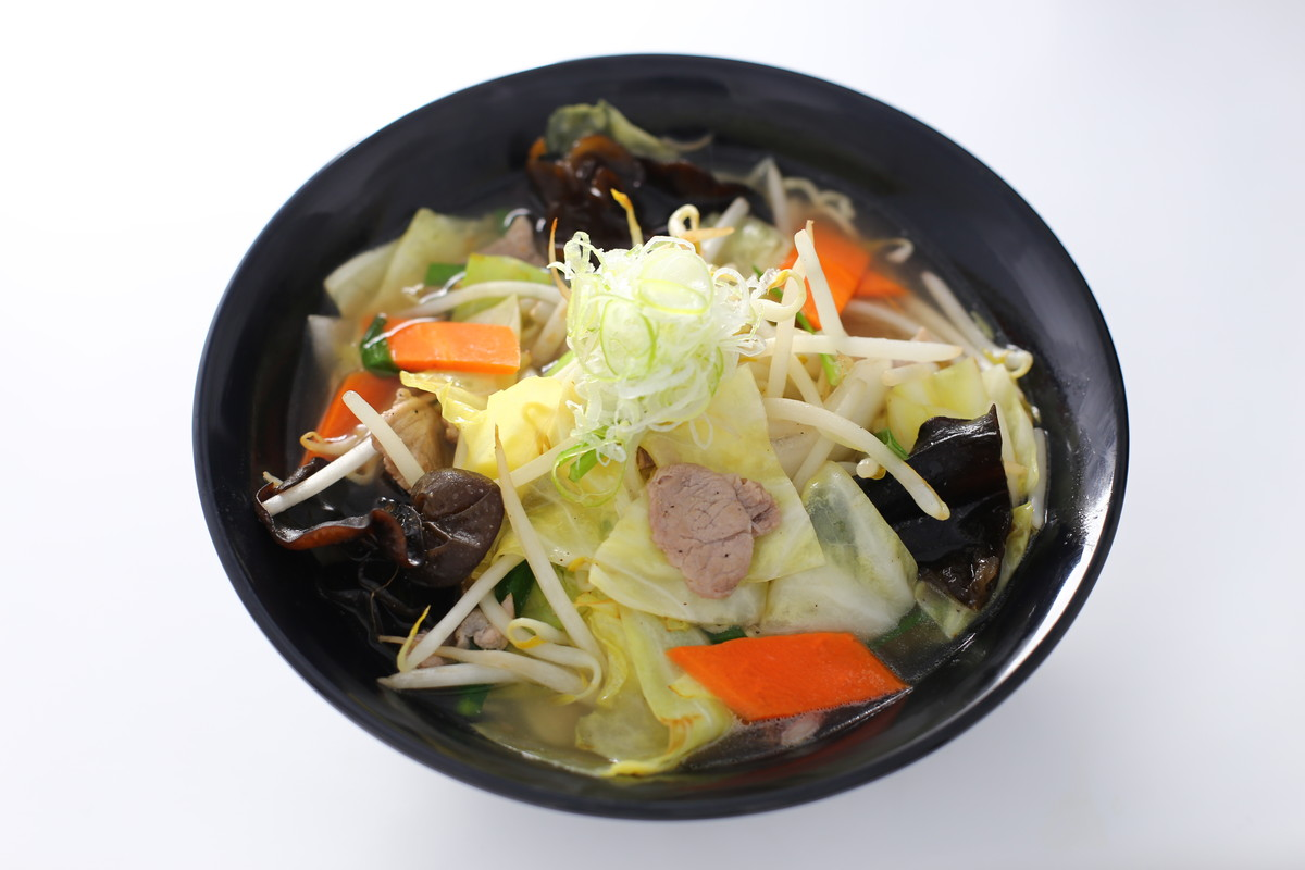 Vegetable chinese noodle